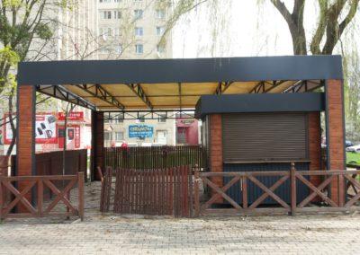 киоски для напитков кваса украина